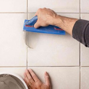 Tile & Ceramic Grouting