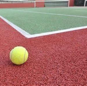 Tartan Sports Floor Covering